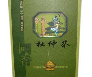 湖南名物-杜仲茶