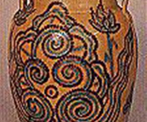 湖南銅官の陶器