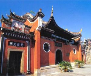 張家界市内観光地-普光禪寺