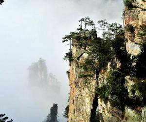 張家界奇岩・奇峰トレッキング 2泊3日